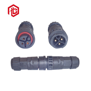Lighting Application and Male Gender 12V Waterproof Connectors