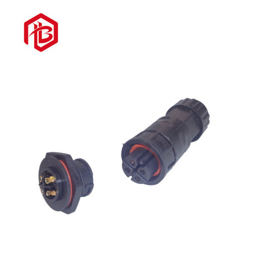 Waterproof Panel Mount Socket Plug Circular Connector
