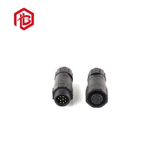 3 Pin Male to Female Electrical Waterproof Connector