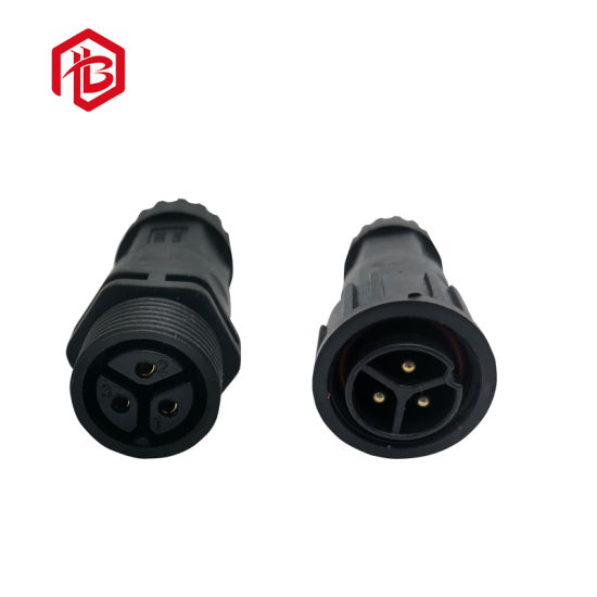 Male and Female Gender Electrical Circular Connector