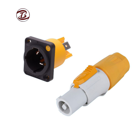 China Superior Quality 2pin/3pin/4pin/5pin IP67/68 Aviation Aviation Connector