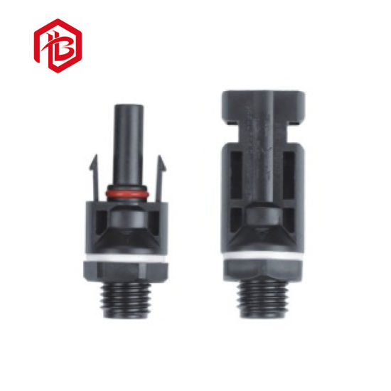 Solar Energy System Application Male and Female Gender Mc4 Cable Connector