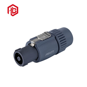 Waterproof Welding Cable Connector LED Display Plug Socket Connector