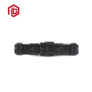 Self-Locking M19 2 Pin Easy Install Waterproof Connector