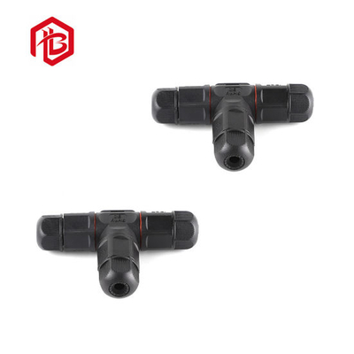 Factory Direct Sale 2 Pin Waterproof T Screw Connector